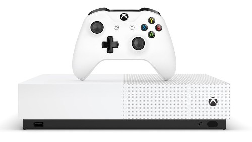 Pre-order the Xbox One S all-digital edition console for under £200