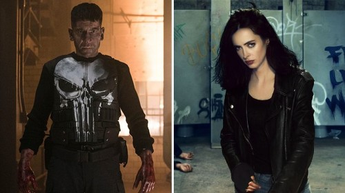 Netflix cancels 'Jessica Jones' and 'The Punisher'