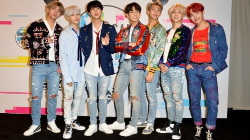 BTS kicked off their tour with a wild LA show and their fans were in heaven
