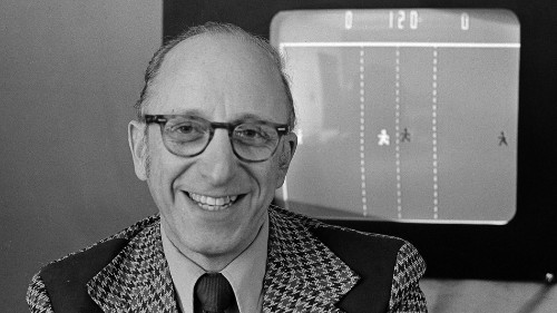 Ralph Baer, father of video games, dies at age 92