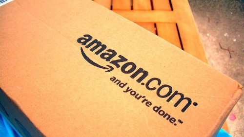 Amazon may soon let you pay using a selfie