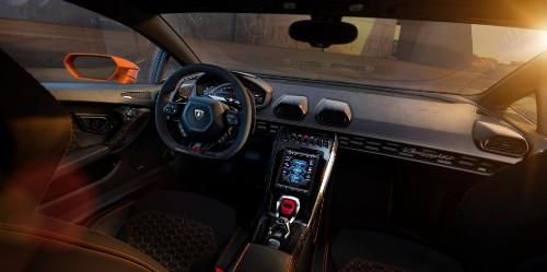 Amazon's Alexa Will Do Your Bidding From A Lamborghini Sports Car - Tech