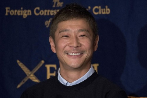 Japanese Billionaire And First SpaceX Flyer Calls Off Search For A Girlfriend To Tag Along For Moon Trip - Science