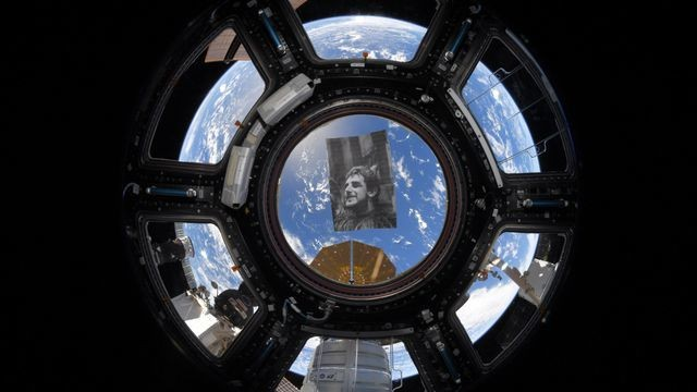 Peter Mayhew gets touching Star Wars tribute from astronaut on International Space Station