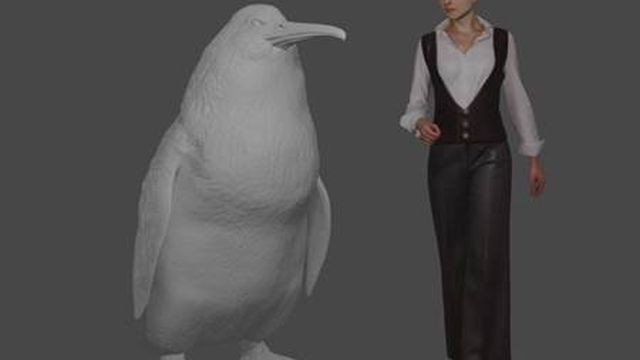Human-sized 'monster penguin' unearthed in New Zealand fossil find