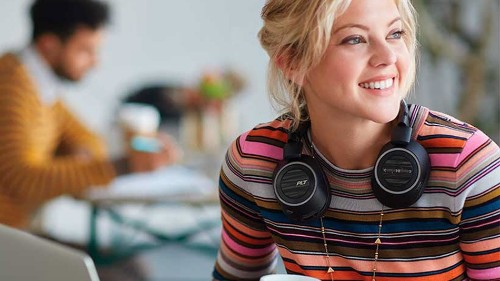 Lose yourself in the music and save 40% off Plantronics BackBeat PRO 2 wireless headphones at Amazon