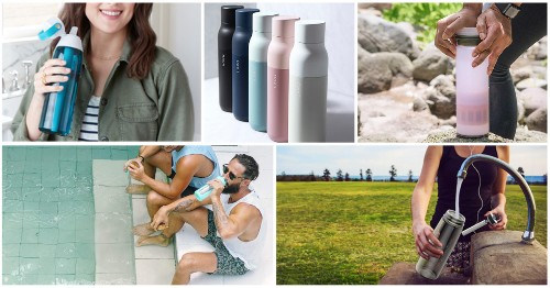 The best water filter bottles for traveling: Portable clean water is a must-pack item