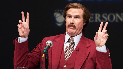 Will Ferrell brings back Ron Burgundy for iHeartRadio podcast
