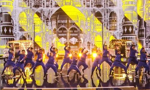 Mumbai Dance Group V Unbeatable Stun Their Way Into 'America's Got Talent' Semi-Finals