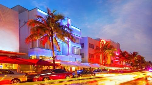 Miami bakes in unusual heat before Democratic debates kick off