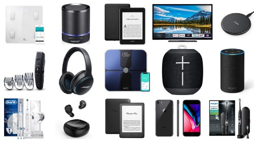 Apple iPhones, Sony speakers, eufy smart scales, Toshiba 4K TVs, Bose headphones, and more on sale for June 17 in the UK