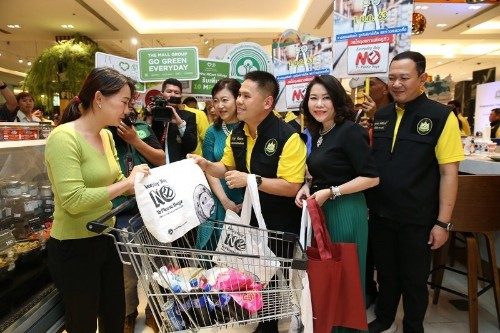 Thai malls will no longer be providing plastic bags beginning 2020 - Culture