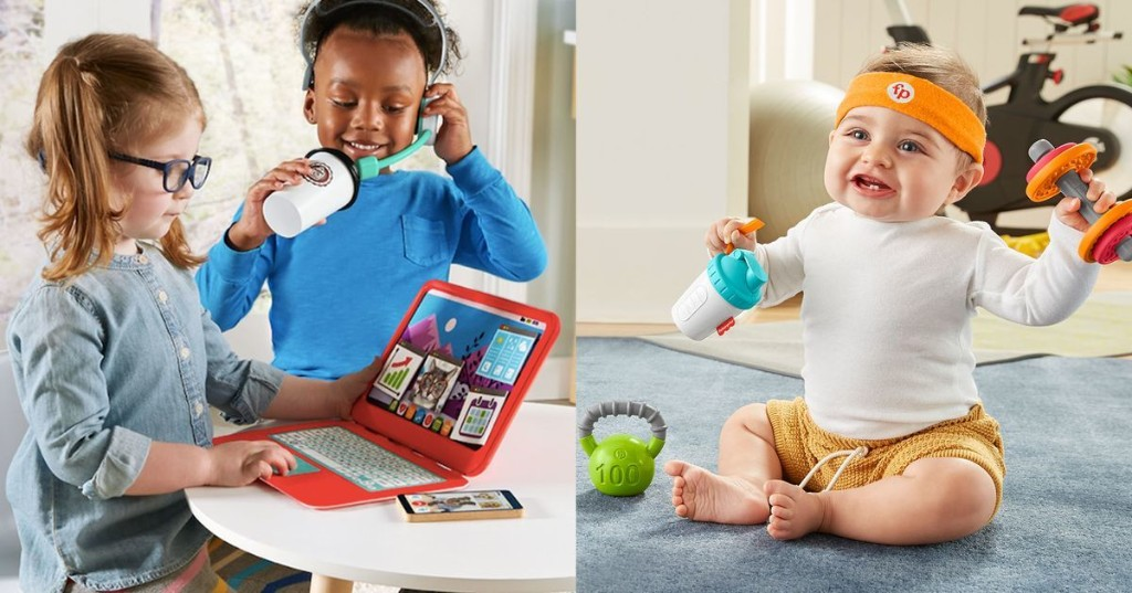 These bleak WFH playsets for toddlers are unfortunately very real