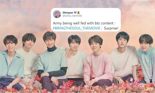 BTS Is Ready To Break the Box Office With Another Concert Film. Take All Our Money Already!