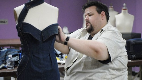 Designer Chris March of 'Project Runway' fame dies at 56