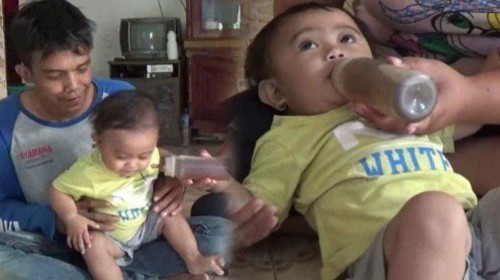 This Indonesian family fed their toddler five glasses of coffee everyday. Here's why. - Culture