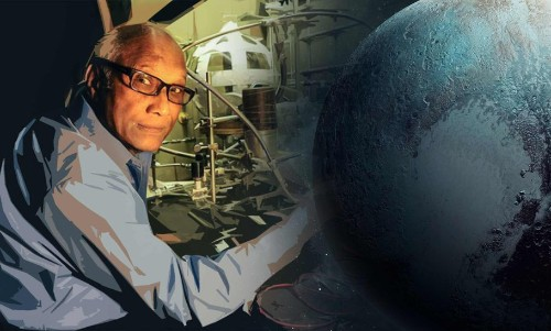Crater in Pluto Named After Indian Scientist Bishun Khare
