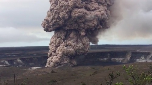 Hawaii's Kilauea volcano doesn't usually explode, but now experts are ready for the worst