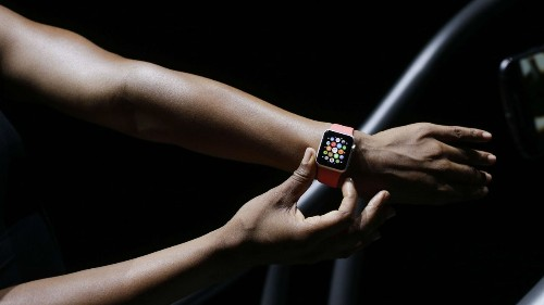 Apple Watch saves woman from being assaulted