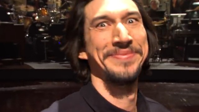 Adam Driver's 'SNL' monologue is here to show the world how chill he is