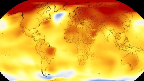 Earth's coldest years on record all happened over 90 years ago