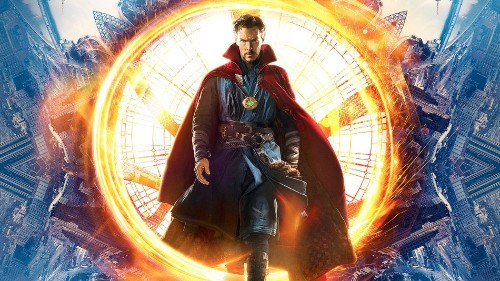 The 'Doctor Strange' reviews are in, and they are magically delicious