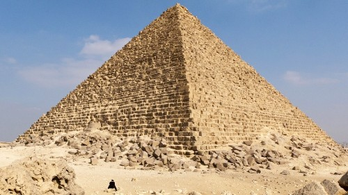 Scientists Discover Clever Trick Ancient Egyptians Used to Build Pyramids