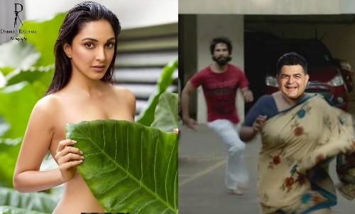 Kiara Advani's Topless Dabboo Ratnani Photoshoot Unleashes Everyone's Inner Kabir Singh