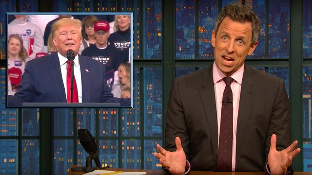 Seth Meyers slams the GOP's latest attempts to undermine impeachment hearings