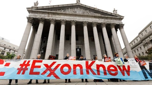 Exxon wins climate trial, but its battles have just started