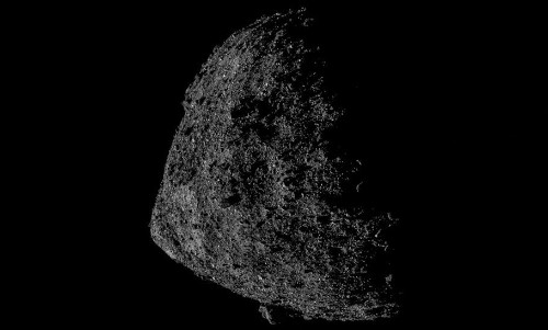 This Image Of Asteroid Bennu Captured By NASA Is Totally Unreal!