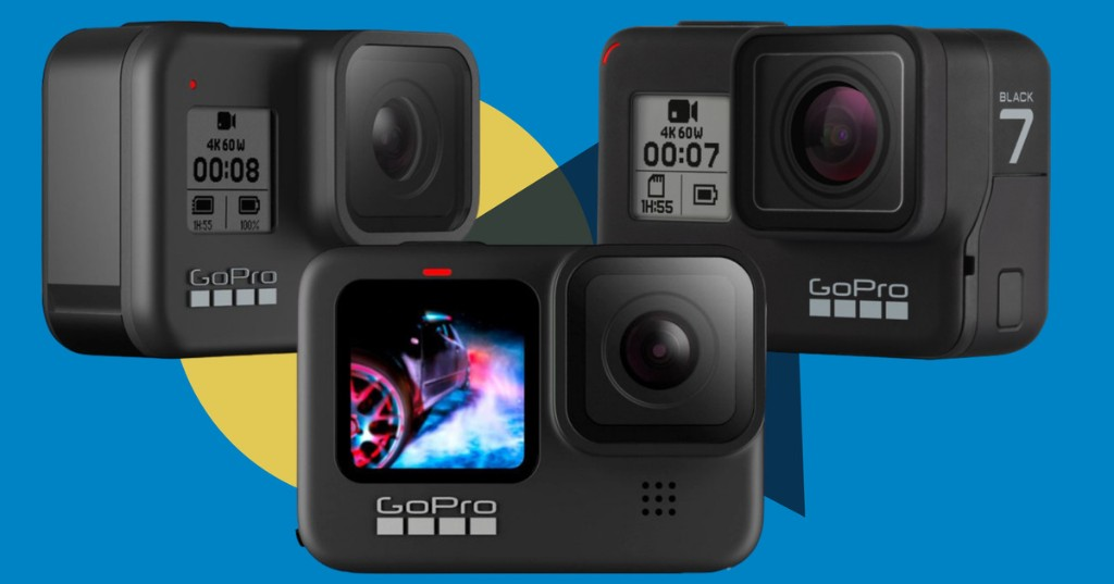 Snag a GoPro camera for up to $80 off at Best Buy