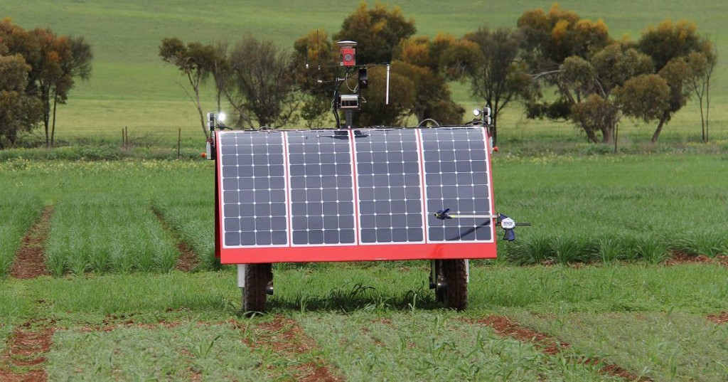 Groundbreaking, farm-loving robots could change the future of agriculture