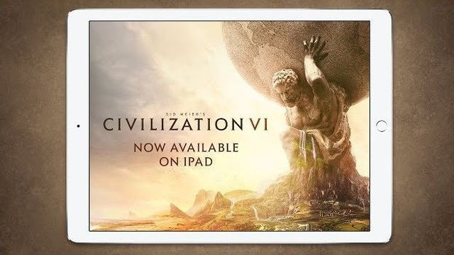 'Civ VI' arrives on iPad today with quite the discount