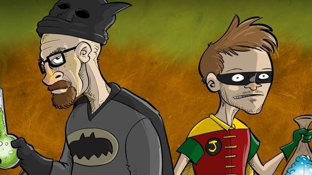 Walter White of 'Breaking Bad' Is the Real Batman