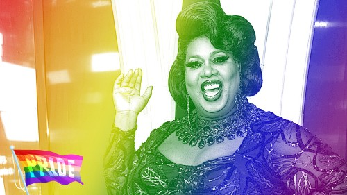 Latrice Royale talks self-love, values, and voting against Trump in 2020