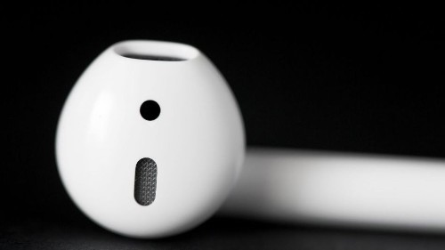 If you lose one AirPod, you can get a new one for $69
