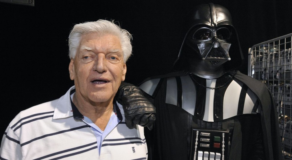 Not just Darth Vader: The rich life of David Prowse, the man behind the mask