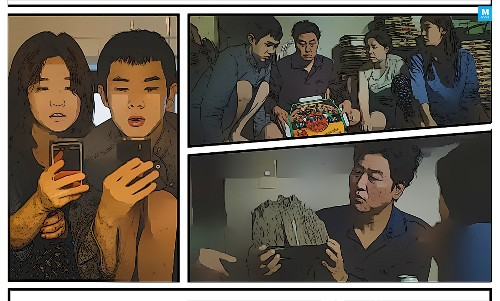Bong Joon-ho's 'Parasite' Storyboards To Be Released As 304-Page Graphic Novel!