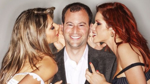 The CEO of AshleyMadison is ready to reap the riches of infidelity