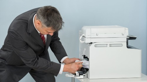 Turns out your office printer is a huge cybersecurity risk