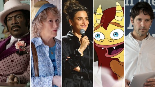 Everything coming to Netflix in October 2019