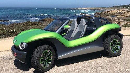 VW's adorable electric buggy is part of an electric masterplan