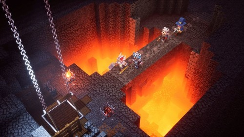 Two new visions for 'Minecraft' and what it can be take shape