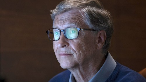 Netflix's New Bill Gates Documentary Unspools One Of The World's Most Brilliant Minds