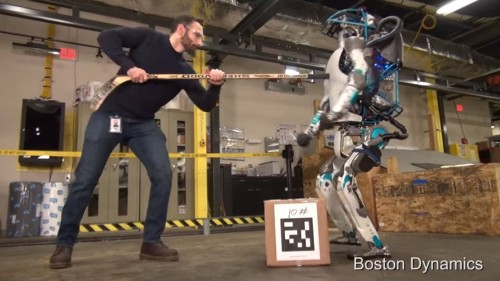 This is the week the robot-controlled future arrived in all its terrifying glory
