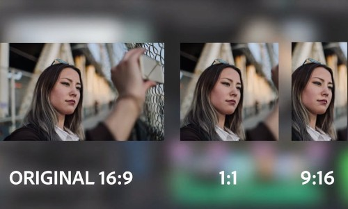 Adobe Premiere Pro's Auto Reframe Uses AI to Reframe Video Into Different Aspect Ratios