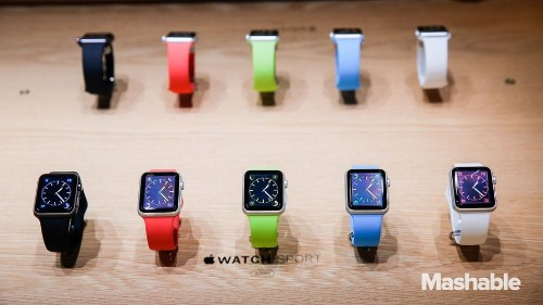 Report: Apple Watch sales have fallen 55% since launch, but don't panic
