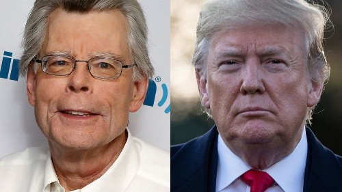 Stephen King's latest Trump burn may be his sweariest yet