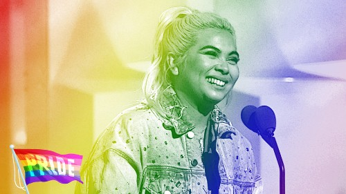 Hayley Kiyoko on connecting artistry and identity